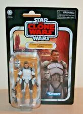 """Star Wars The Vintage Collection 3.75"""" Action Figure - CLONE COMMANDER WOLFE"""