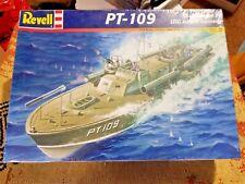 Revell Monogram #85-0310 1/72 PT-109 Commanded By LtJg John F Kennedy