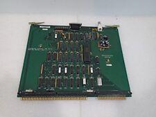 WARRANTY Measurex Ethernet Controller Board 05374000 053740 Rev D 08579800 Rev A