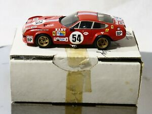 Provence Moulage Ferrari Daytona Le Mans 1974 Kit monté résine 1/43