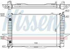 Radiator-GAS, Turbo Front Nissens 65548A
