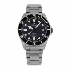 Relojes de pulsera titanio fecha automática