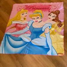 """Disney Aurora Cinderella Belle Blanket Throw 52"""" x 50"""" Northwest Company"""