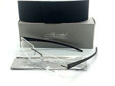 SIlhouette Brown Eyeglasses  5254 40 6054 56 mm Brown Harmony 5255
