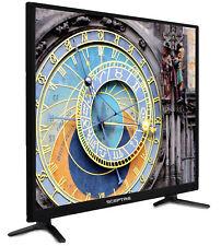 "40"" 4K Ultra HD LED TV 2160p UHD HDTV Slim Flat Screen New"