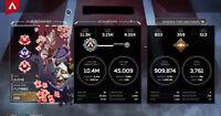 Apex Legends 20 Kill, 4k Badge (PS4) [READ DESCRIPTION]