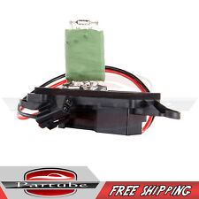Heater Blower Motor Resistor For Rainier Trailblazer GMC Envoy OE#973-008 RU377X