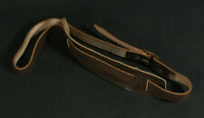 CAMERA STRAP BROWN LEATHER 1950S VITNAGE