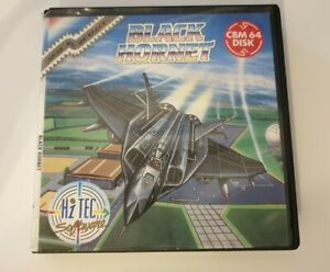 Black Hornet - Commodore 64 Disk C64