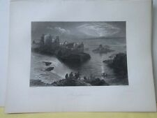 Vintage Print,BALLYSHANNON,Scenery of Ireland,Bartlett