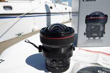 Canon TS-E 17-17mm f/4 L Lens