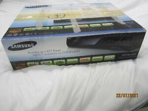 Samsung DVD-SH895M DVD Recorder  250GB HDD WITH 17 DAYS RECORDING TIME - V GOOD
