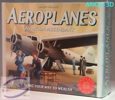 AEROPLANES AVIATION ASCENDANT MAYFAIR GAMES 4531 BOARD GAME NEW