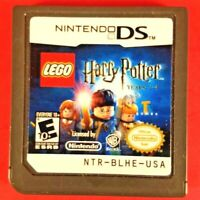 LEGO Harry Potter Years 1-4 (Nintendo DS, 2010) Video Game Cartridge Only Tested