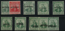 George V (1910-1936) Multiples Stamps (pre-1962)