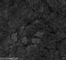 Black Mica Pigment Powder 2g Color darkening Soap Bath making Sample cosmetics