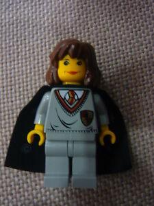 Lego Harry Potter Hermione Granger Gryffindor Minifig