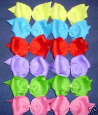 """""""12 LARGE BOUTIQUE HAIRBOWS"""""""