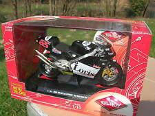 GUILOY 1/10 MOTO MOTORCYCLE HONDA NSR 500 Loris CAPIROSSI TEAM West HONDA PONS !