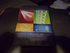 VIDEO COPILOT VIDEO STREAMS HD DISC CUSTOMIZABLE MOTION BACKGROUNDS BRAND NEW