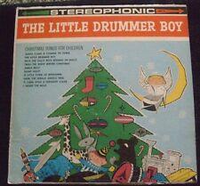 The LITTLE DRUMMER BOY LP Album by the Caroleers - Vinyl,  Premier Albums Inc.