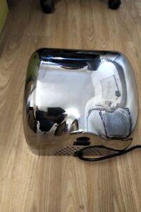 Silver Hand Dryer