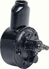 1967-68 Camaro 68 Nova V8 Reman Power Steering Pump Banjo Style Reservoir