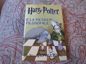 Harry Potter e La Pietra Filosofale - Edizione Salani Editore 2001