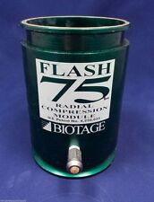 Biotage Flash 75Si Radial Compression Barrel for 75mm x 9cm cartridges