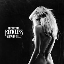 The Pretty Reckless Going to Hell Deluxe Edition Japan LTD SHM-CD+DVD VIZP-130 O