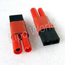 4mm connettore HXT a presa TRAXXAS altamente volt spina adattatore cavo carica batteria LiPo