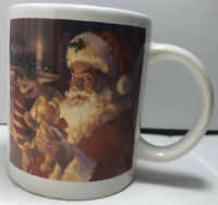 I Believe in Santa Claus Christmas Cup Coffee Mug