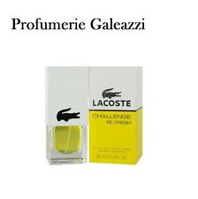 LACOSTE CHALLENGE REFRESH POUR HOMME EDT VAPO SPRAY - 30 ml