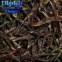DipKitSTORE Hydrographics My Dip Kit Water Transfer Hidden Antler Camo HC-910-FM