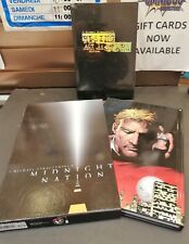 Midnight Nation Deluxe Slipcase HC + Rising Stars Signed HC (Factory Sealed)