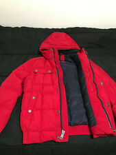 Tommy Hilfiger Red Jacket - Men SMALL