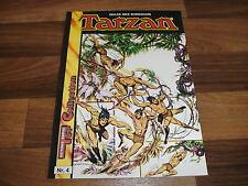 Edgar Rice Burroughs / Burne Hogarth   TARZAN  4 // Sammlerausgabe Hethke 1989