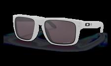 Gafas de sol Oakley Holbrook Shibuya OO9244-5156 Blanco Mate con Prizm Gris (AF)