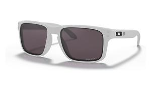 Oakley Holbrook SHIBUYA Sunglasses OO9244-5156 Matte White W/ PRIZM Grey (AF)