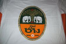 Chang Beer T - Shirt aus Thailand in L !! Neu !!!