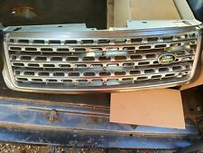 2013-2017 Range Rover L405 Svo Front Grill Grille Chrome 2332400000
