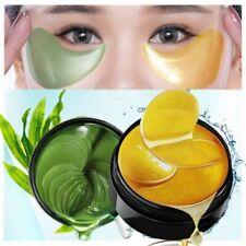 60 Pairs Under Eye Pad Gold Collagen Eye Patch Anti Wrinkle Dark Circle Gel Pad