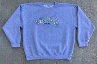 Vintage Gildan Kennebunkport Maine New England Travel Sweatshirt Shirt Sz XL