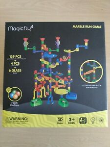 Magicfly Marble Run Game