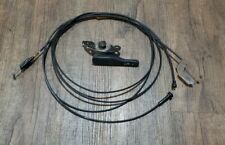 Nissan 240sx 89-94 Coupe OEM Trunk/Gas Release latch cable with Handle