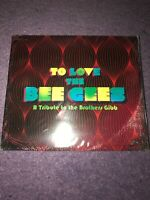 Various Artists : To Love The Bee Gees CD Album New