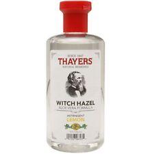 Thayers Lemon Witch Hazel with Aloe Vera Astringent 12 oz