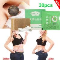 Combustion Maigrir Patch abdominal Armoise Déshumidifier Trouble de l 'estomac