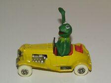Vintage Original Corgi The Muppets Show Kermit the Frog Muppet diecast metal car