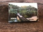 Vintage Amtrak Deck Of Playing Cards Plastic Coated Souvenir Train Made In USA